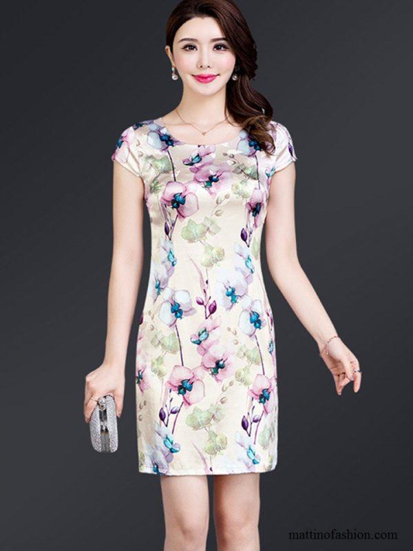 Váy phi bóng dáng suông